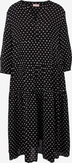 TRIANGLE Kleid in schwarz / weiß, Produktansicht