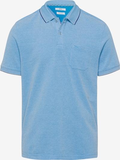 BRAX Shirt in blau, Produktansicht