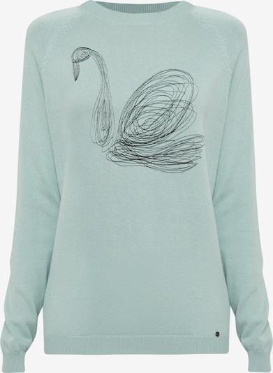 Finn Flare Pullover in mint, Produktansicht