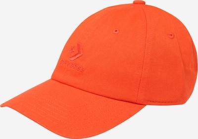 CONVERSE Casquette en orange foncé, Vue avec produit