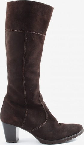 Luftpolster Dress Boots in 40 in Brown
