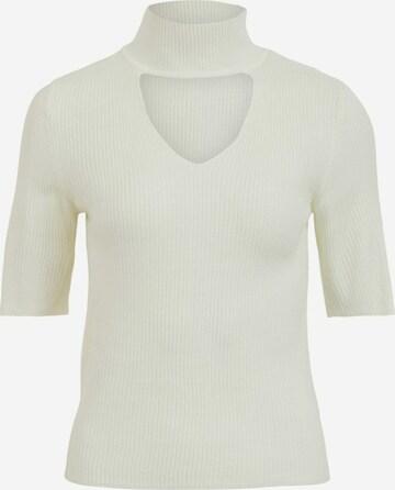 VILA Pullover in Weiß