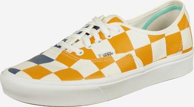 VANS Sneaker 'ComfyCush Authentic' in blau / gelb / weiß, Produktansicht