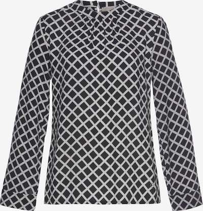 TAMARIS Blouse in Black / White, Item view