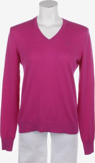 TOMMY HILFIGER Sweater & Cardigan in S in Fuchsia, Item view