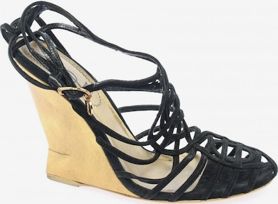 YVES SAINT LAURENT Sandals & High-Heeled Sandals in 37 in Black, Item view