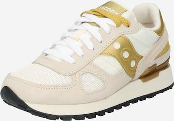 saucony Sneakers 'Shadow Original' in Beige
