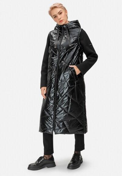 HELMIDGE Winter Coat in Black, View model