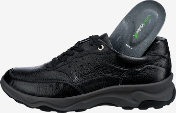WALDLÄUFER Sneakers 'H-max' in Schwarz
