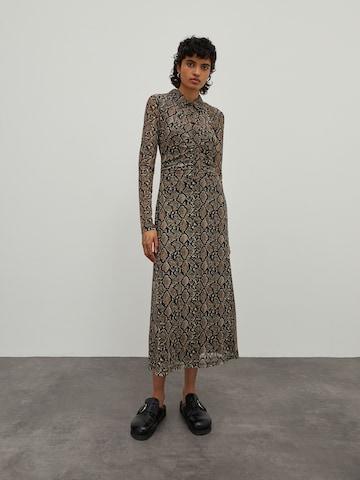 EDITED Kleid 'Deborah' in Mischfarben