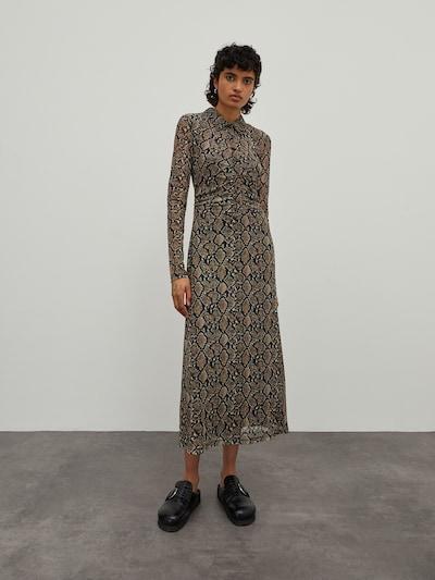 EDITED Kleid 'Deborah' in mischfarben, Modelansicht