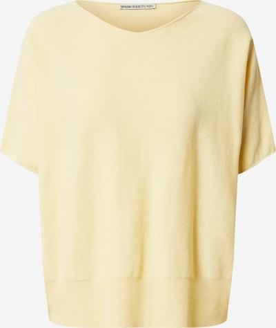 DRYKORN Jersey 'SOMELI' en amarillo, Vista del producto