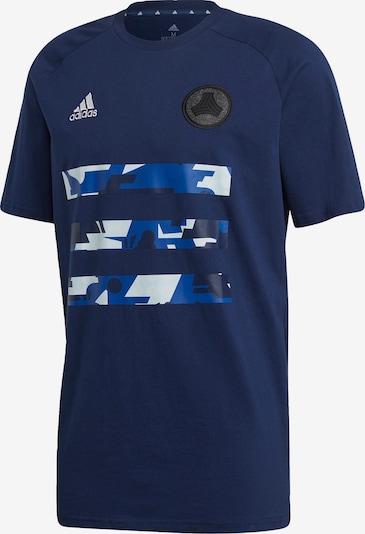 ADIDAS PERFORMANCE Shirt in dunkelblau, Produktansicht