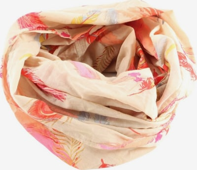 s.Oliver Scarf & Wrap in One size in Cream / Pink / Red, Item view