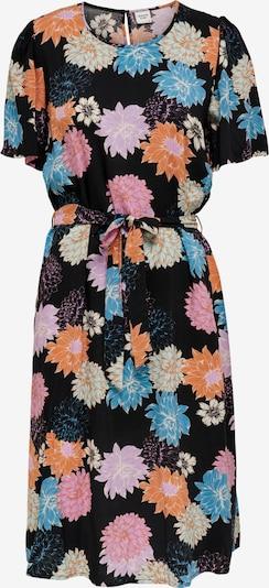 JDY Kleid in mischfarben / schwarz, Produktansicht