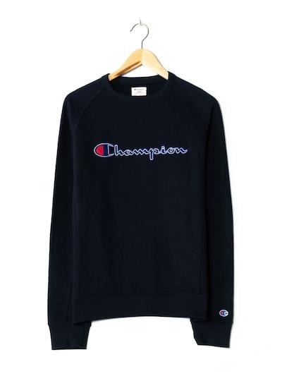 Champion Authentic Athletic Apparel Sweatshirt in M in marine, Produktansicht
