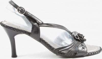 Venturini Milano High Heel Sandaletten in 39 in schwarz, Produktansicht