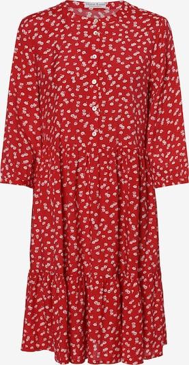Marie Lund Kleid in rot / weiß, Produktansicht