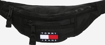 Tommy Jeans Sacs banane 'HERITAGE' en bleu nuit / rouge / noir / blanc, Vue avec produit