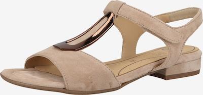ARA Sandale in puder, Produktansicht