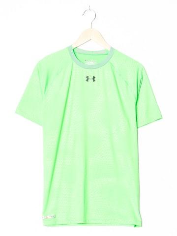 UNDER ARMOUR Sport T-Shirt in XXL in Grün