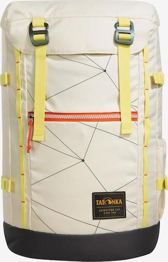 TATONKA Rucksack 'City Hiker' in beige / gelb / orange / rot / schwarz, Produktansicht