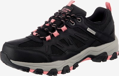 SKECHERS Outdoorschuh  'Selmen' in rosa / schwarz, Produktansicht