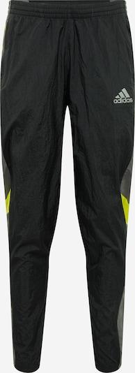 ADIDAS PERFORMANCE Spodnie sportowe w kolorze żółty / szary / czarnym, Podgląd produktu