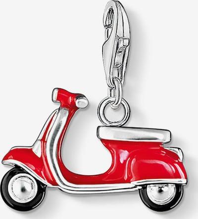 Thomas Sabo Anhänger in rot / silber, Produktansicht
