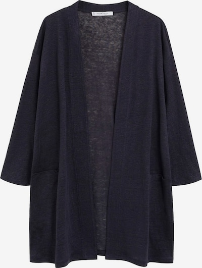 VIOLETA by Mango Jacke 'Satin6' in navy, Produktansicht
