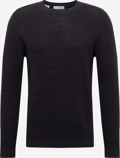 SELECTED HOMME Džemperis 'MASEI', krāsa - melns, Preces skats