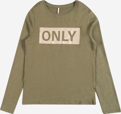 KIDS ONLY Shirt 'WENDY' in de kleur Olijfgroen, Productweergave