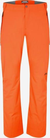 J.Lindeberg Outdoorbroek in de kleur Sinaasappel / Neonoranje, Productweergave