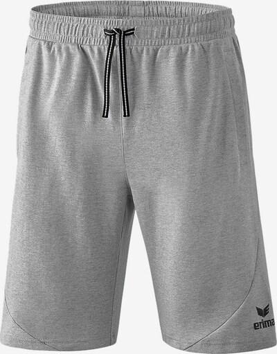 ERIMA Shorts in graumeliert, Produktansicht