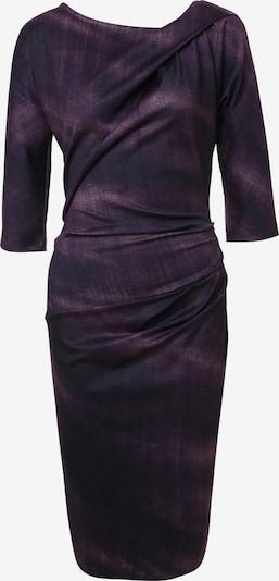 Madam-T Kleid 'Pihta' in lila / schwarz, Produktansicht