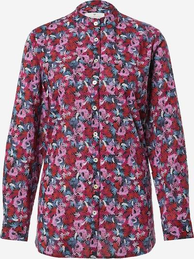 LIEBLINGSSTÜCK Bluse 'Romenia' i bær / blandingsfarvet, Produktvisning