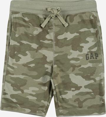 Pantalon GAP en vert