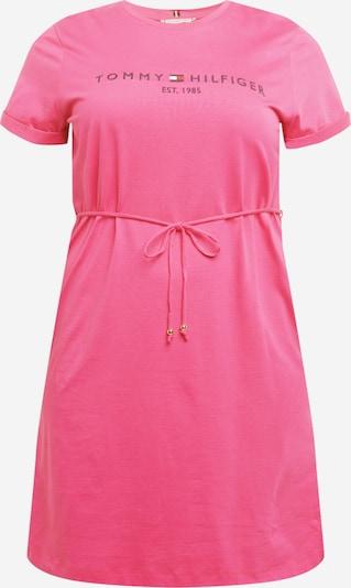 Rochie Tommy Hilfiger Curve pe albastru noapte / roz, Vizualizare produs