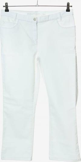 STEHMANN Stiefelhose in L in weiß, Produktansicht