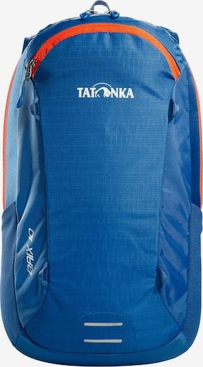 TATONKA Rucksack ' Baix 10' in blau / orange / weiß, Produktansicht