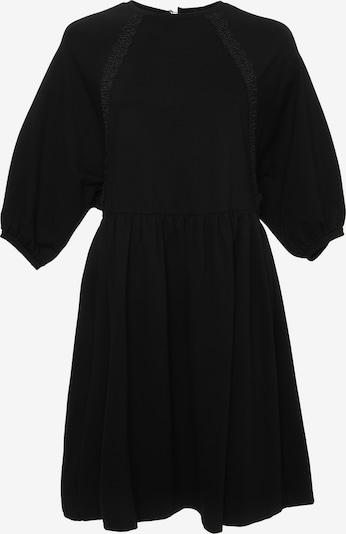 Madam-T Oversized Dress 'ADAMASA' in Black, Item view