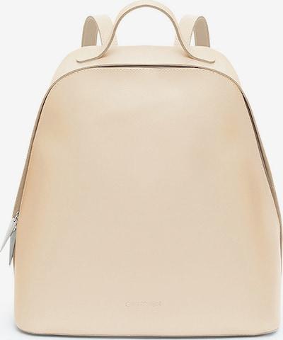 Gretchen Rucksack 'Dahlia' in beige, Produktansicht