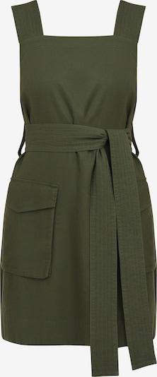 Finn Flare Sommerkleid in dunkelgrün, Produktansicht