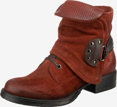 JOLANA & FENENA Boots in rot, Produktansicht