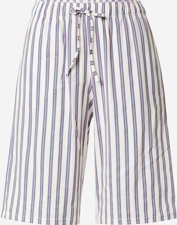 CALIDA Pidžaamapüksid, värv valge