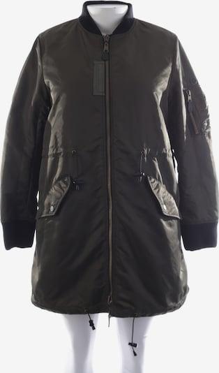 BLONDE No. 8 Winterjacke / Wintermantel in XL in oliv, Produktansicht