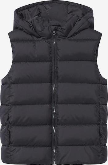 MANGO KIDS Bodywarmer 'Amerva' in de kleur Zwart, Productweergave