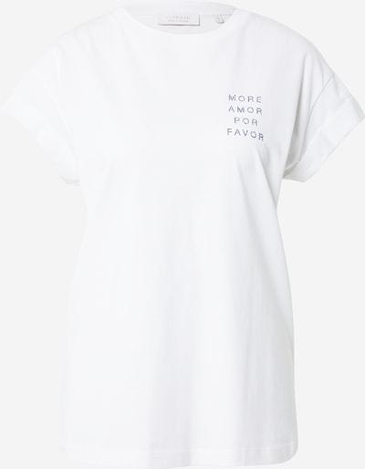 Rich & Royal Paita 'Boyfriend' värissä sininen / valkoinen: Näkymä edestä