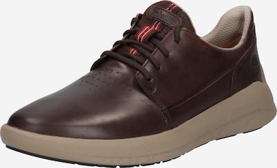 sötét barna TIMBERLAND Fűzős cipő, Termék nézet