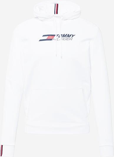 Tommy Sport Sweatschirt in navy / rot / weiß, Produktansicht
